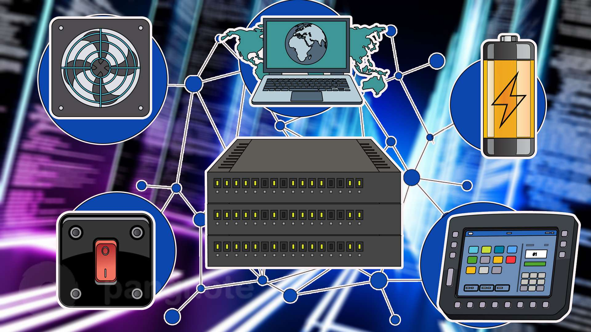 The use of new generation DCIM solutions in the data center