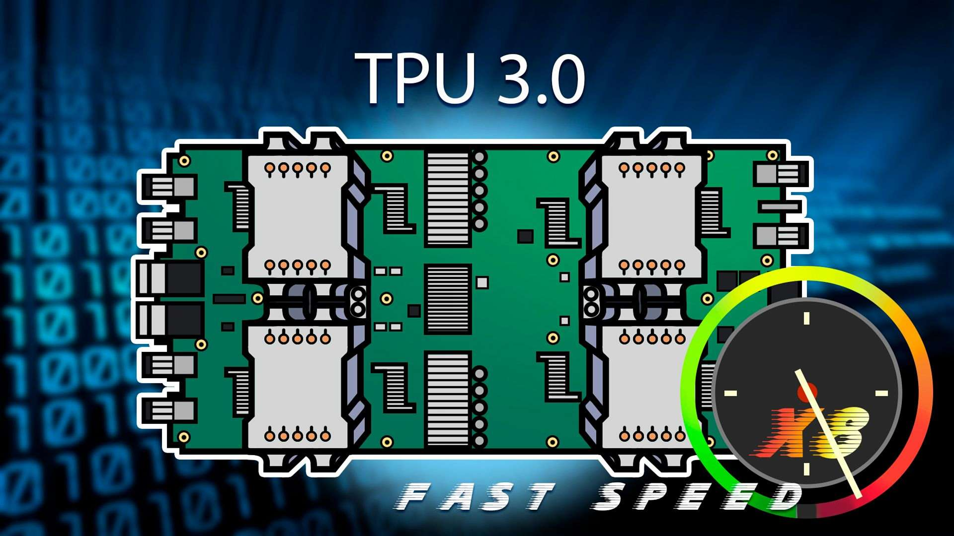 Google's TPU 3.0 Machine Hardware Accelerates and Becomes Faster