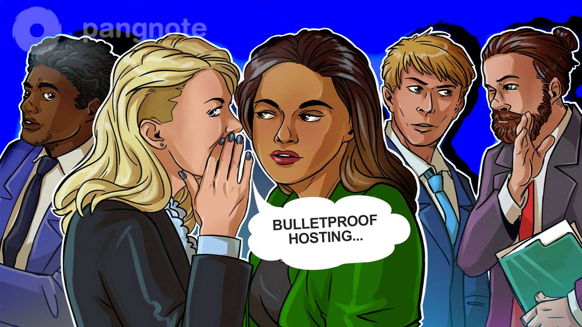 Which country is best to look for a bulletproof hosting