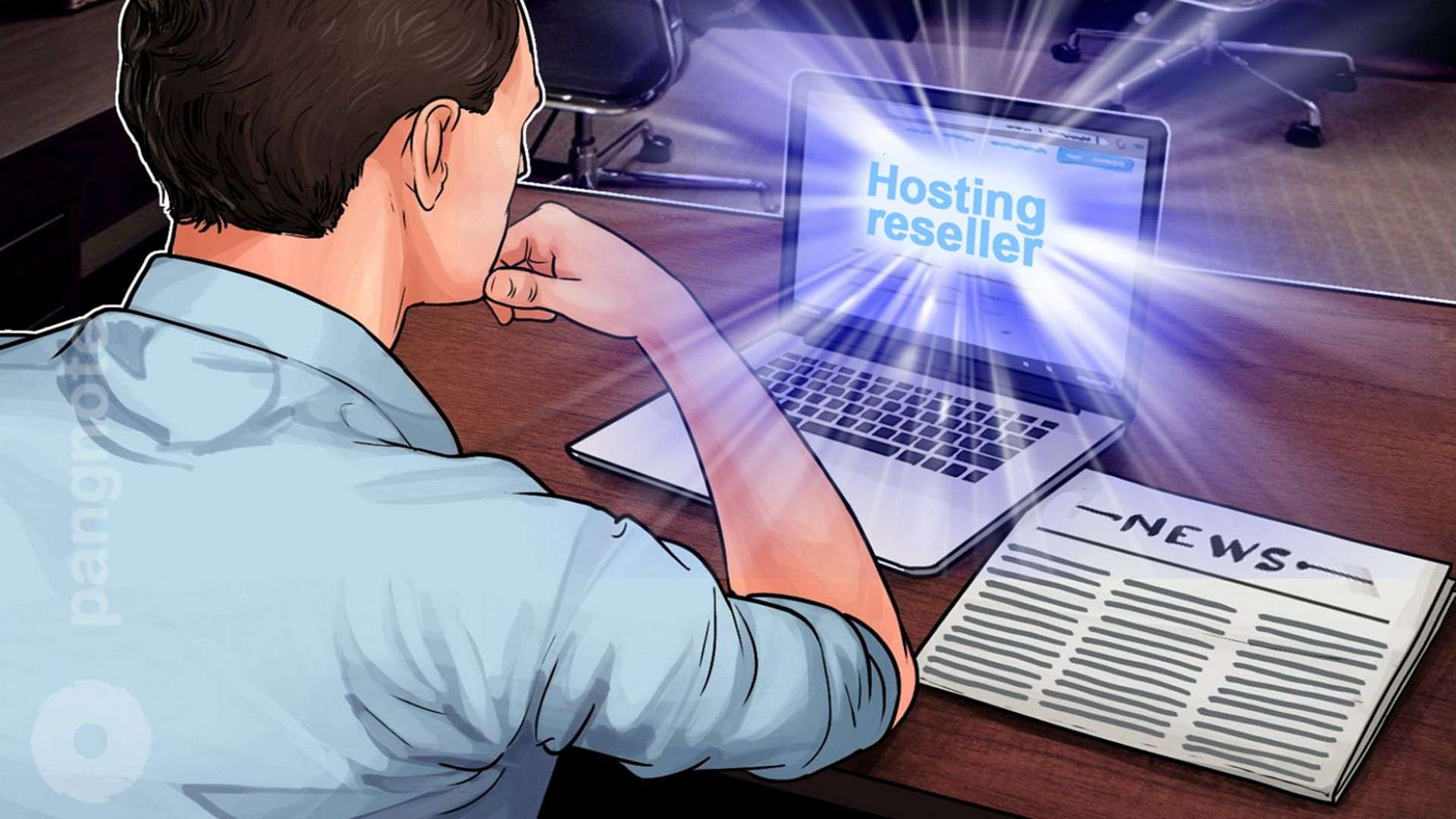 Hosting reseller: how to find a reliable one and why is it more profitable for a user?
