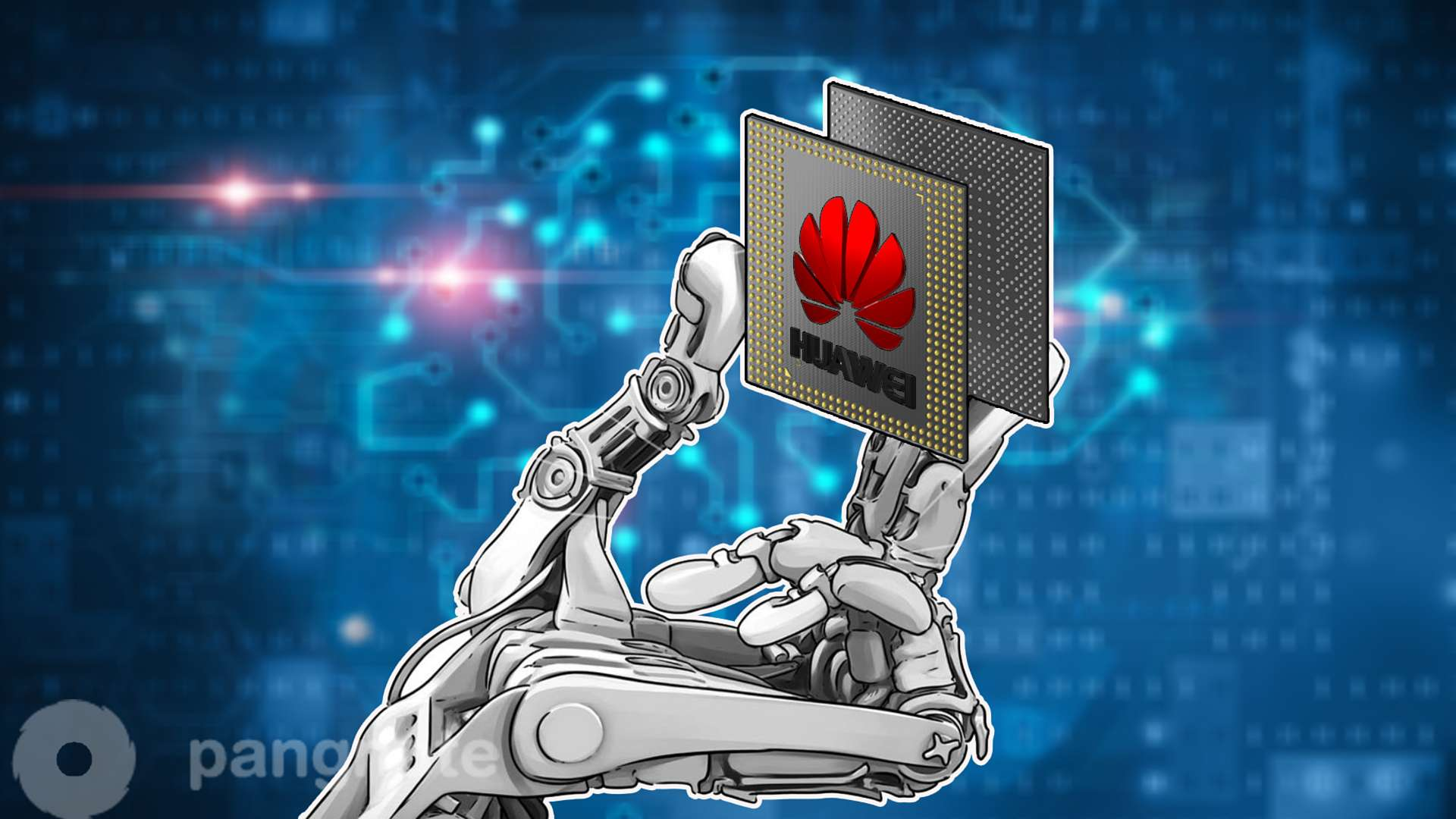 New solution from Huawei: AI-processors for data centers