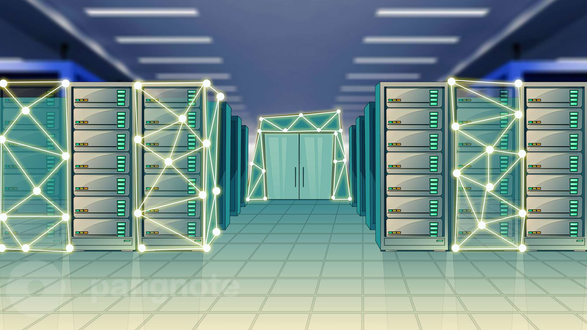 Data center and its digital transformation