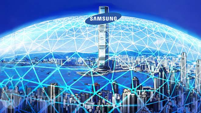 Samsung plans to become one of the telecommunication..