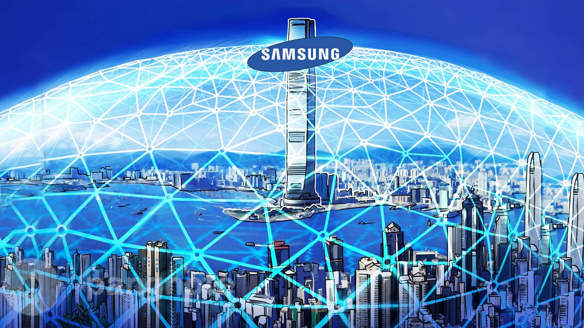 Samsung plans to become one of the telecommunications equipment manufacturers leaders