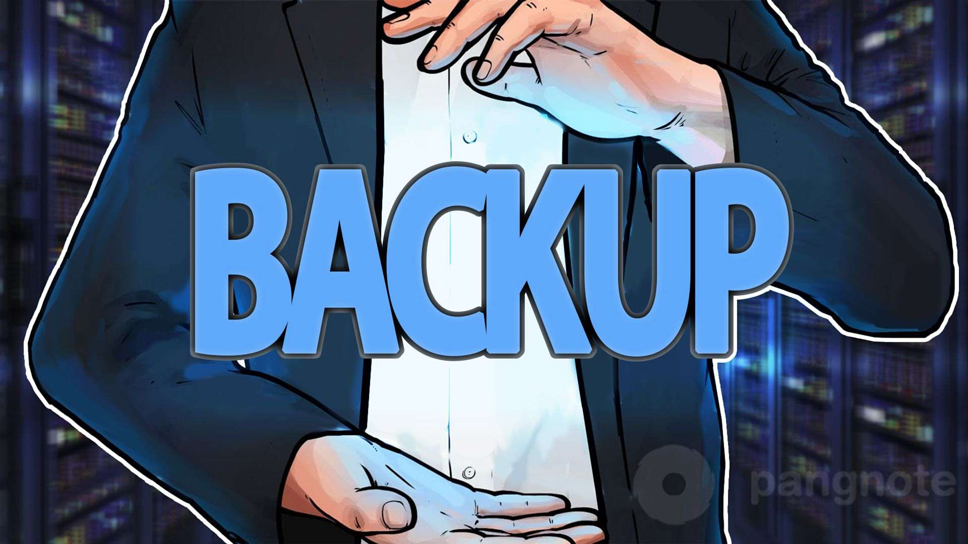 What is a site backup and how to create it?