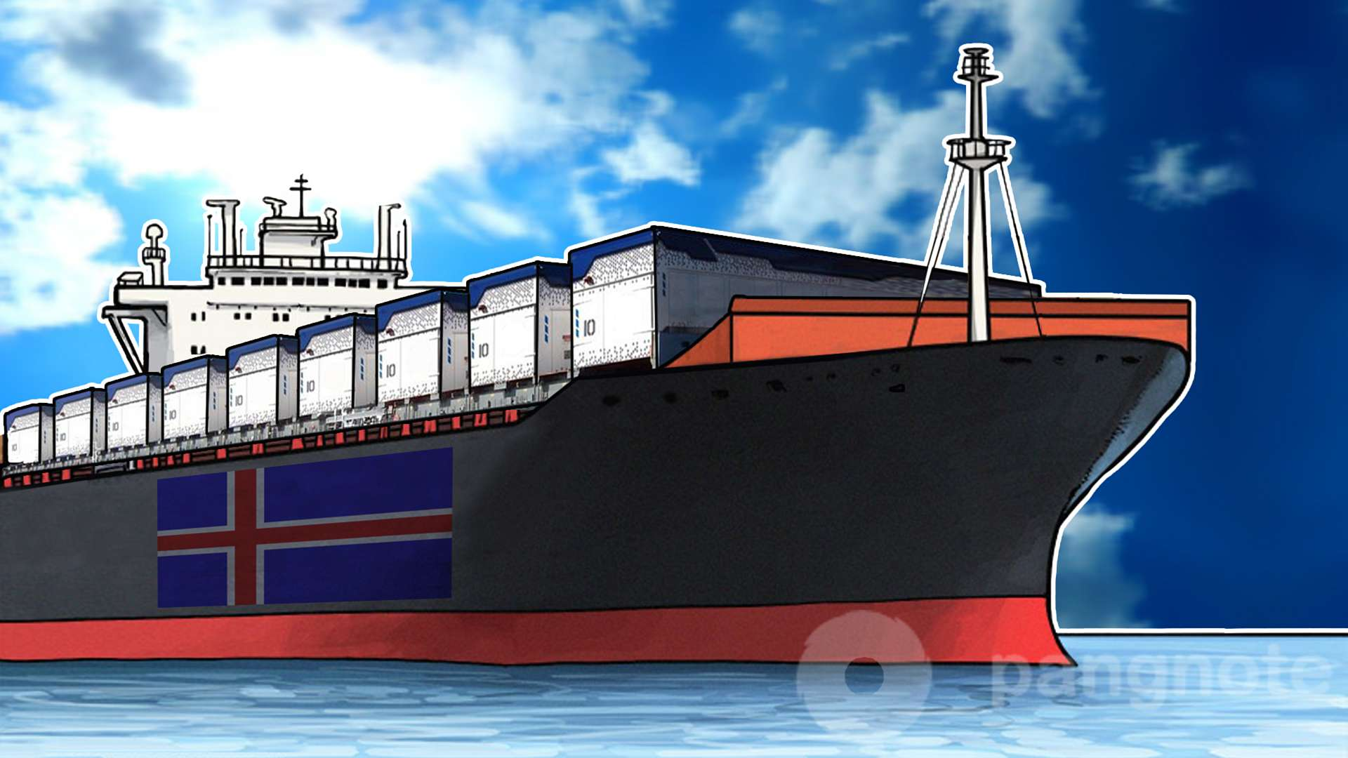 The first floating DC will be launched in Ireland