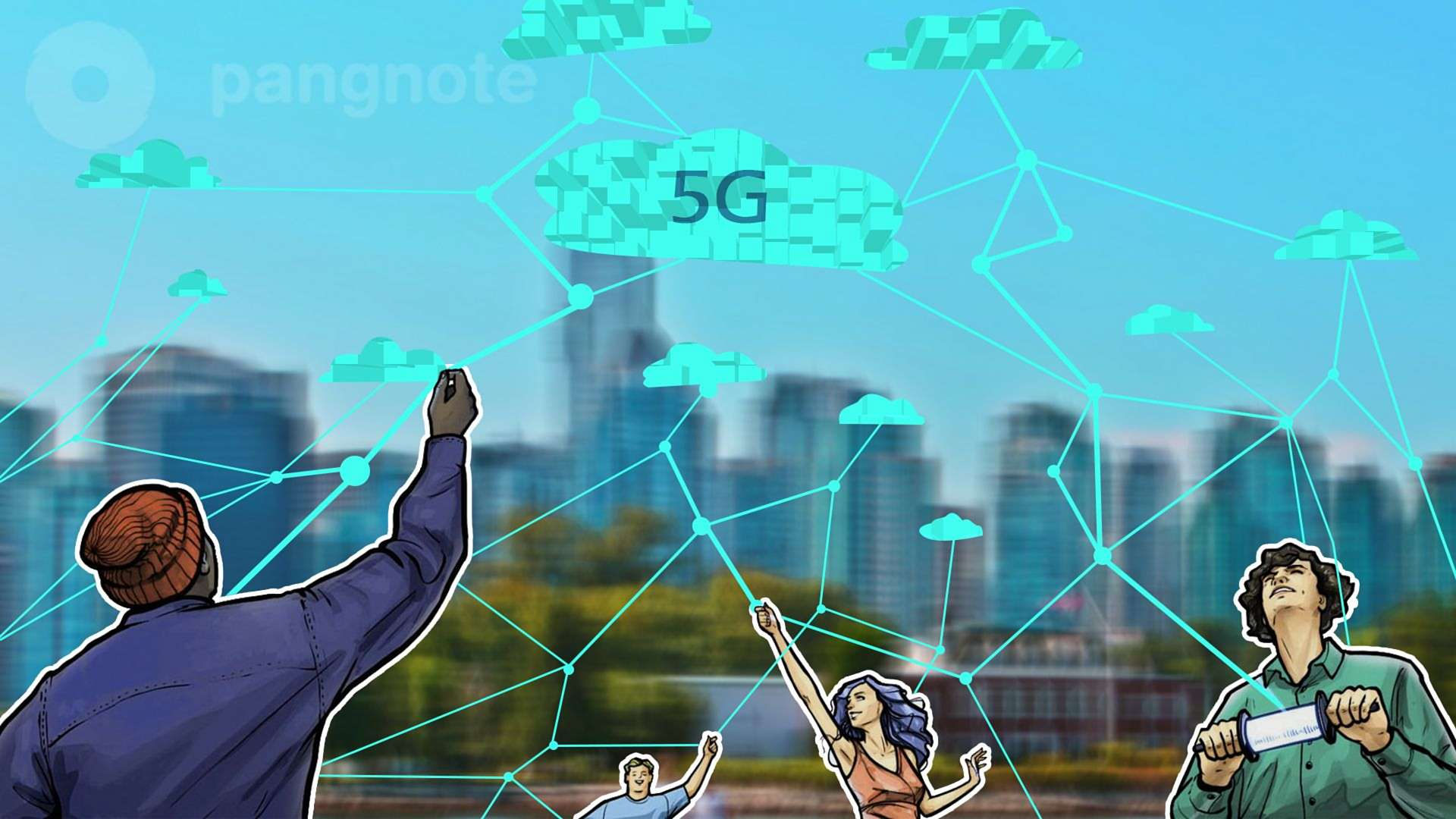 5G will transform cheap cloud server services and their work model