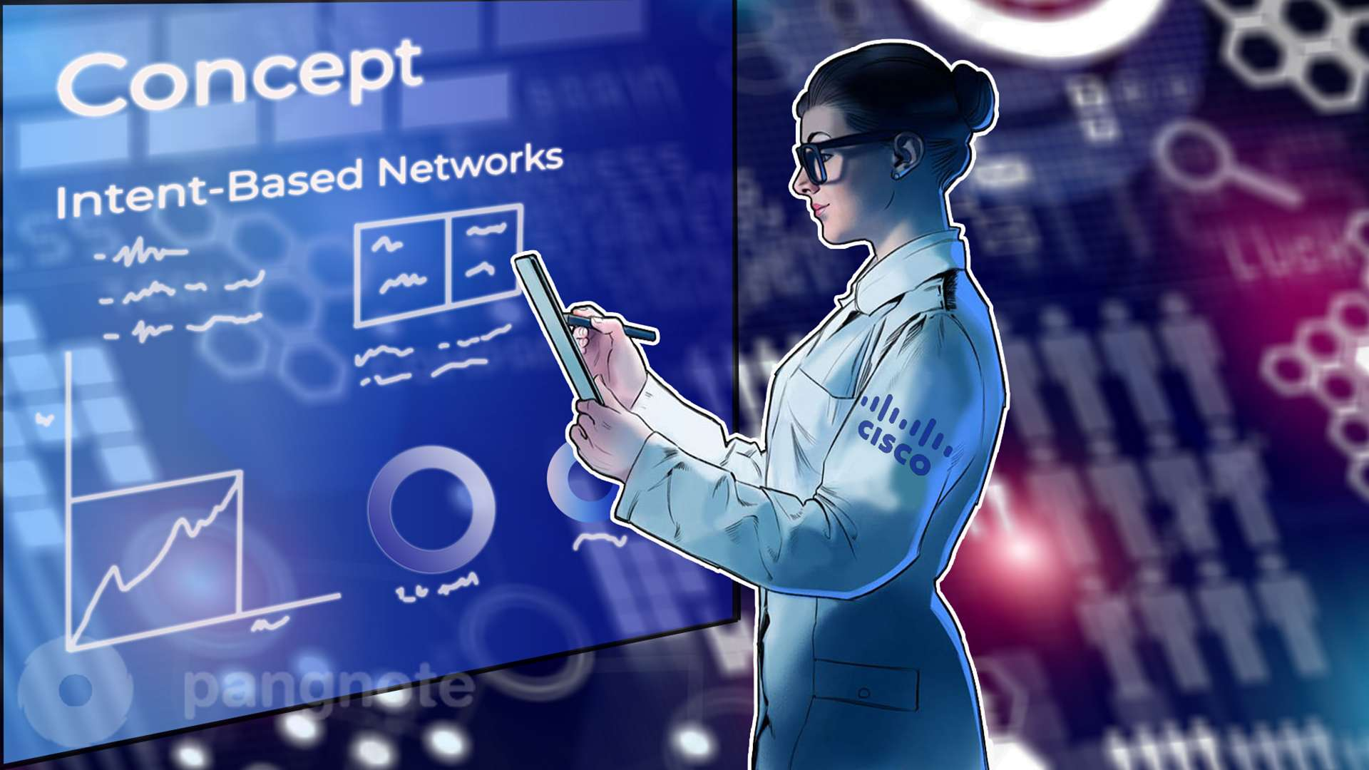 Cisco is working on the implementation of the Intent-Based Networks concept