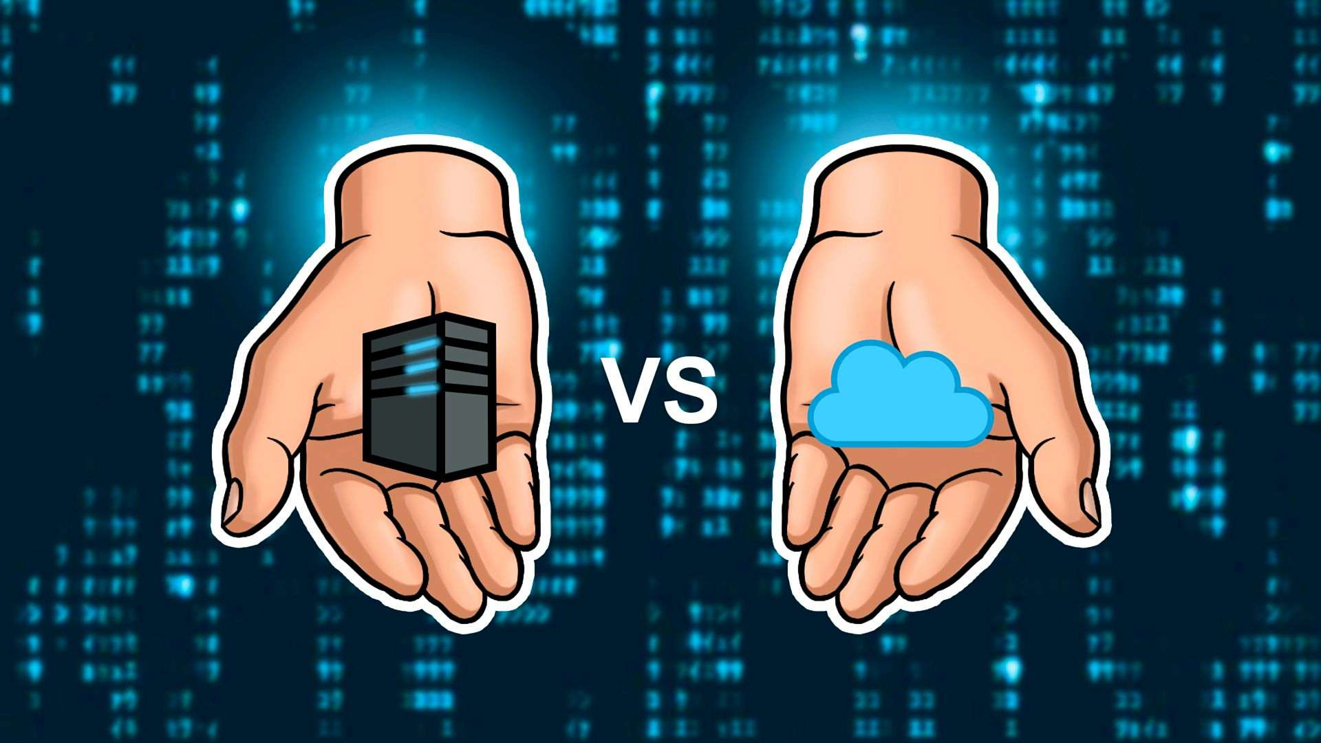 One more time: how dedicated server differs cloud