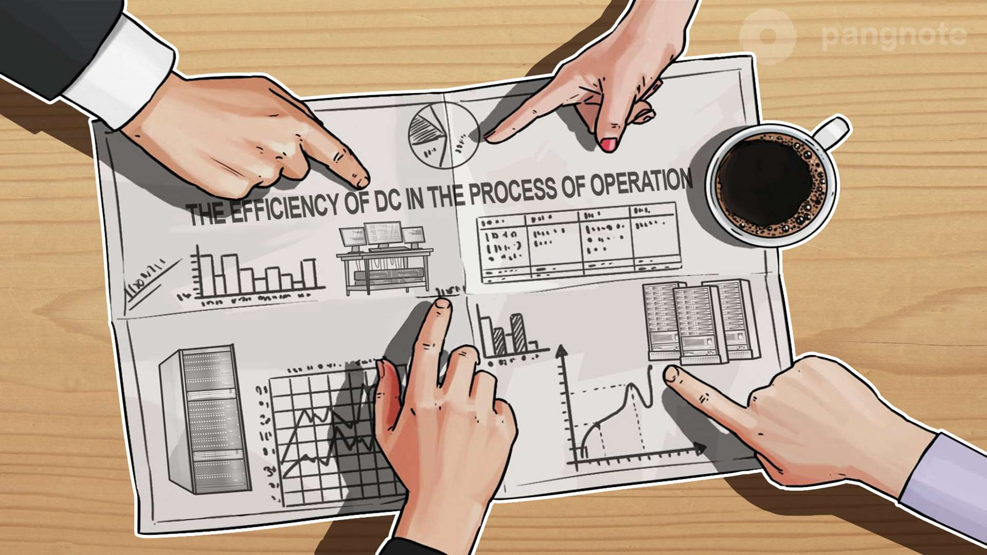How to improve the efficiency of DC in the process of operation