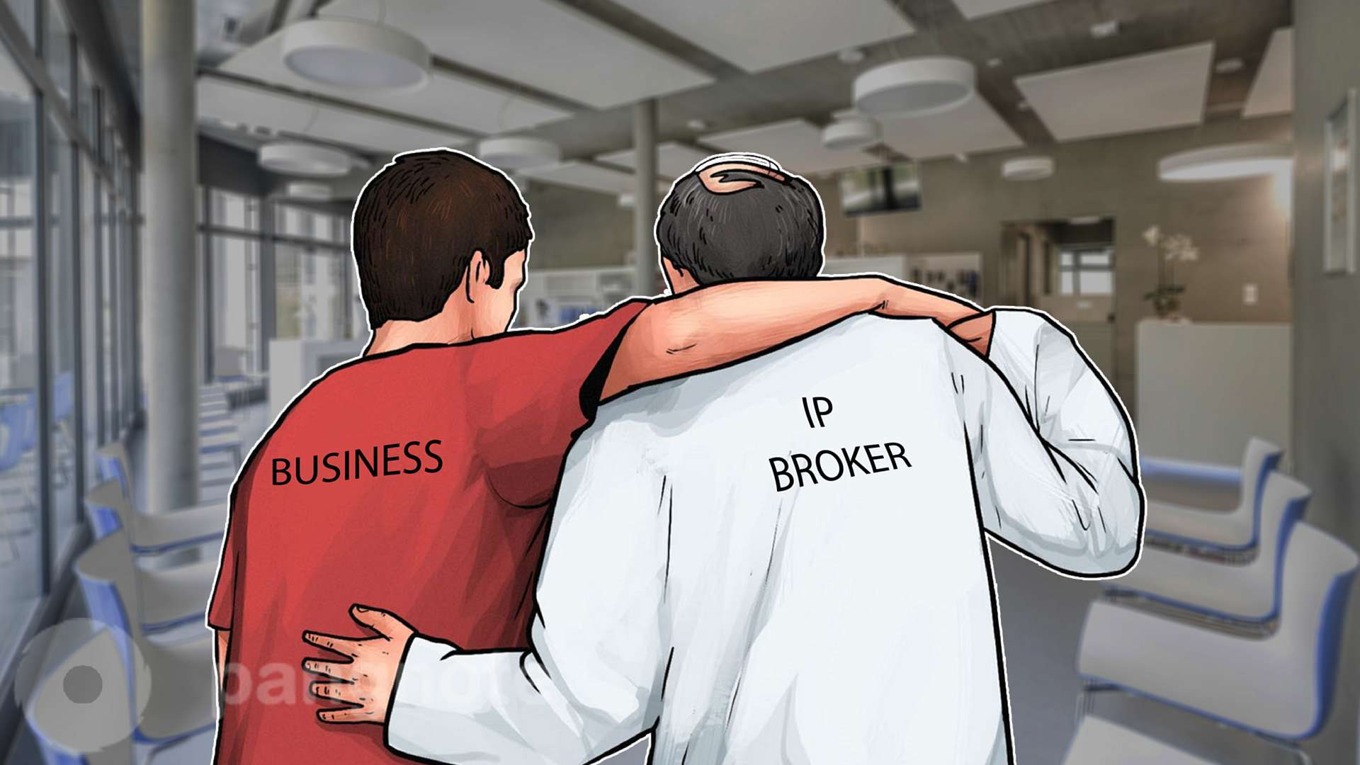 IP Broker: how can he help your business?