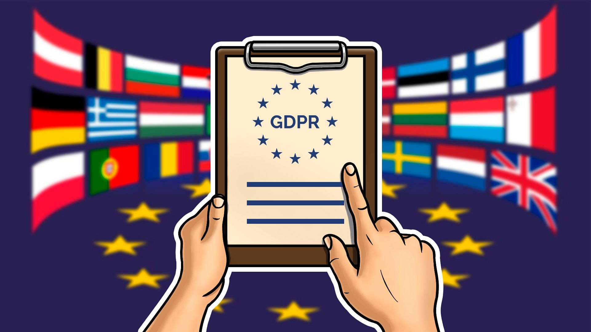 How GDPR affects the international hosting market?