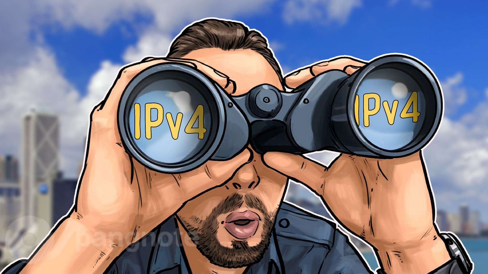 Looking where to buy IPv4 addresses?
