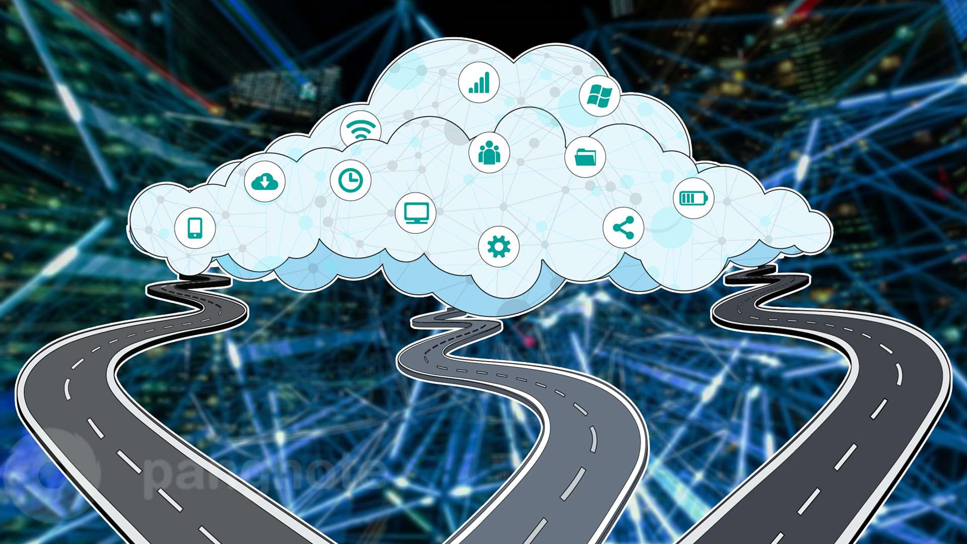 Choose the best way of cloud migration