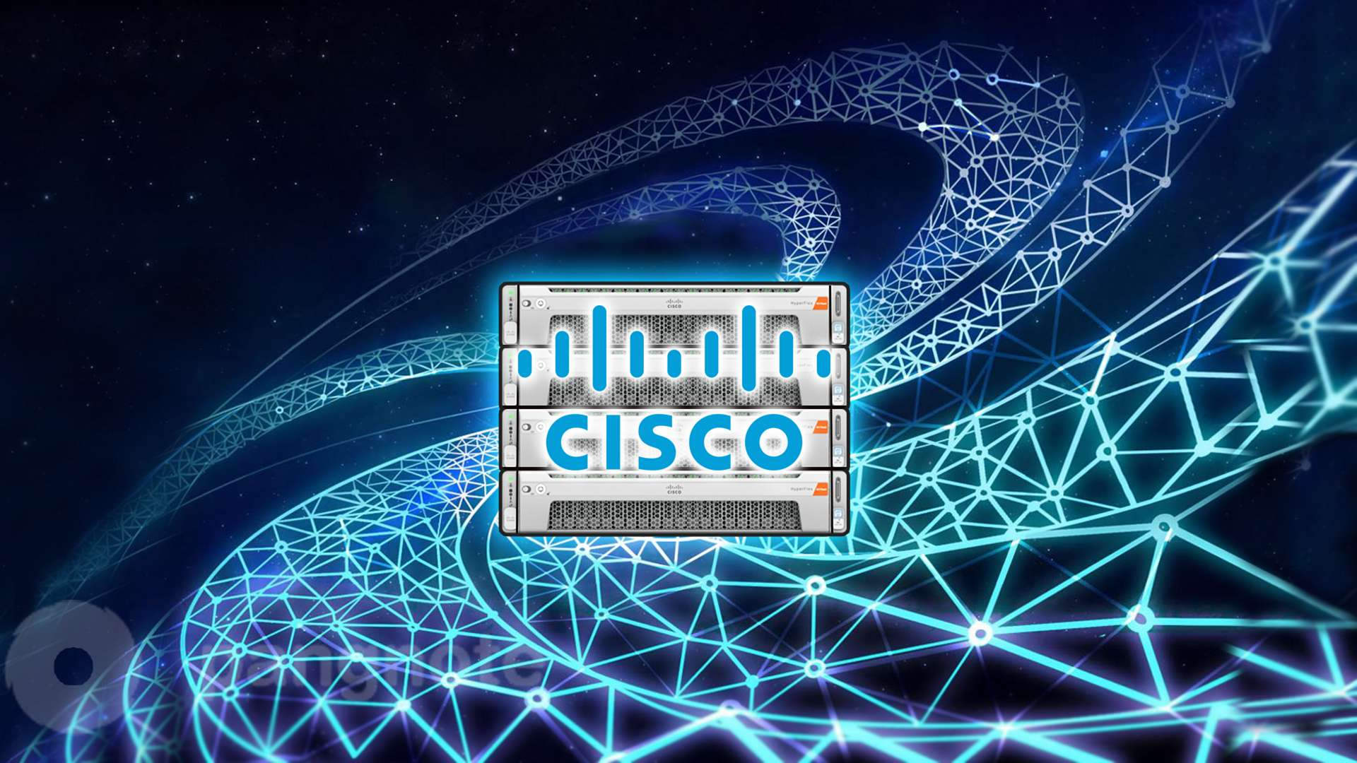 Cisco is developing a hyperconvergent ecosystem