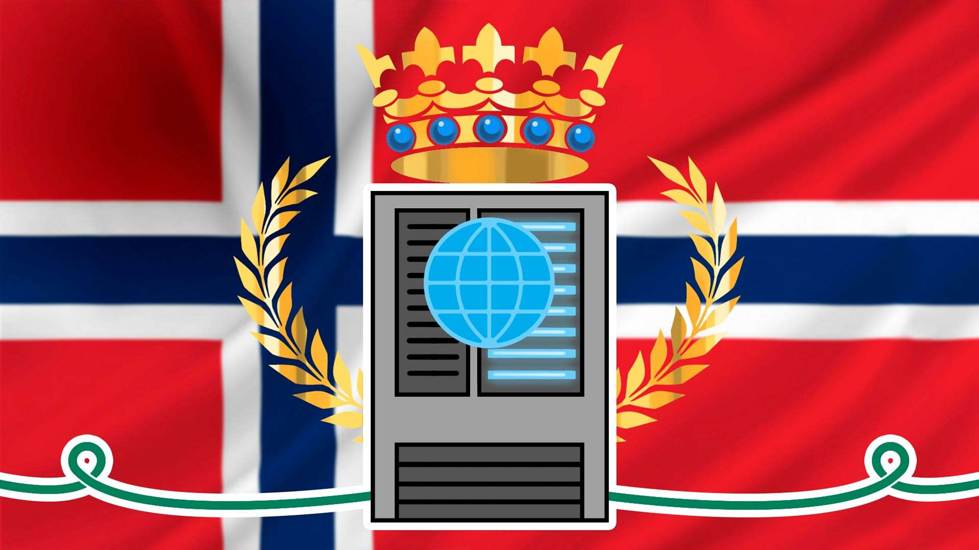Norwegian government wants to make Norway the world leader in hosting services