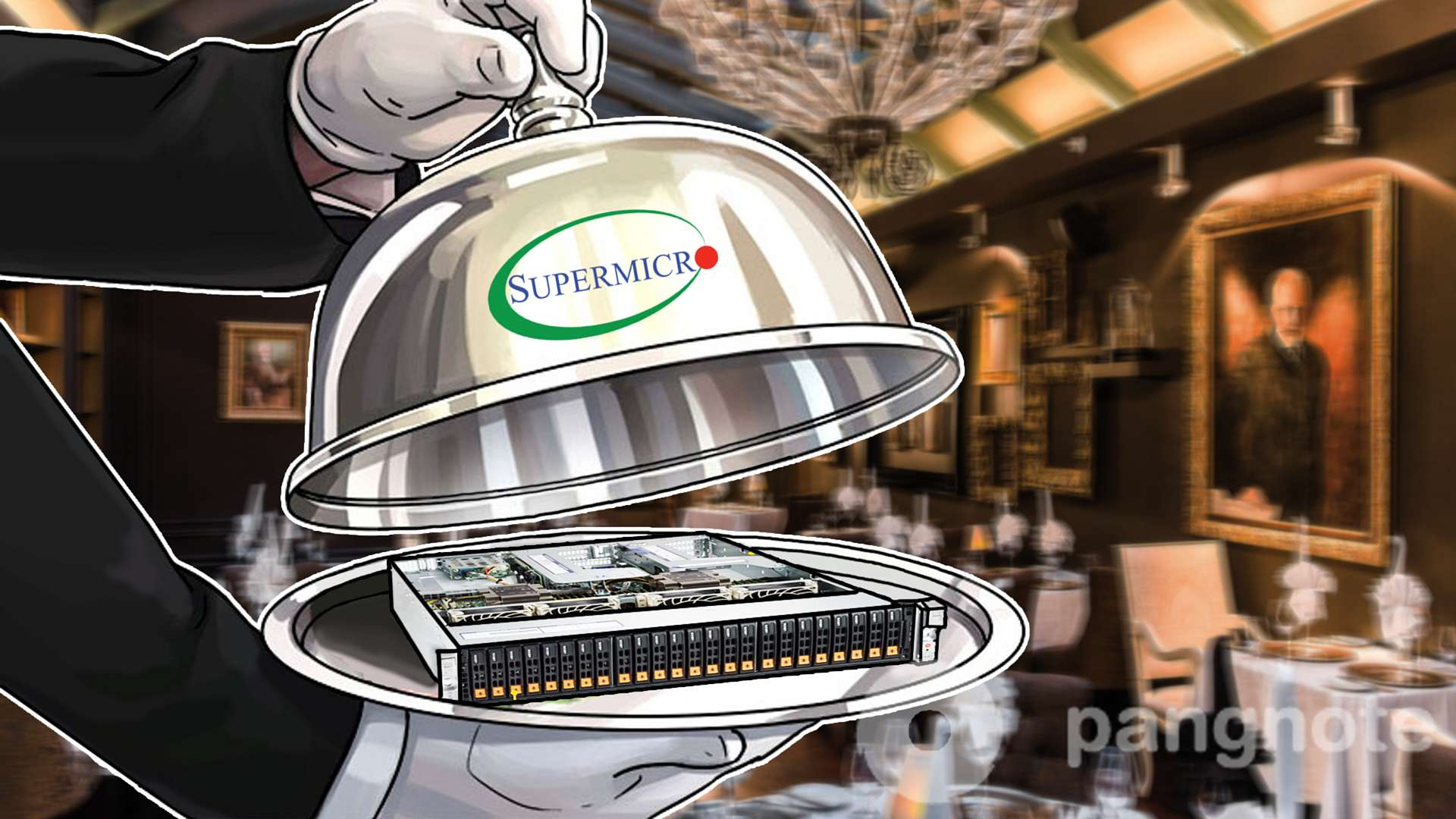 Supermicro released Platform with 320 PCI Express buses