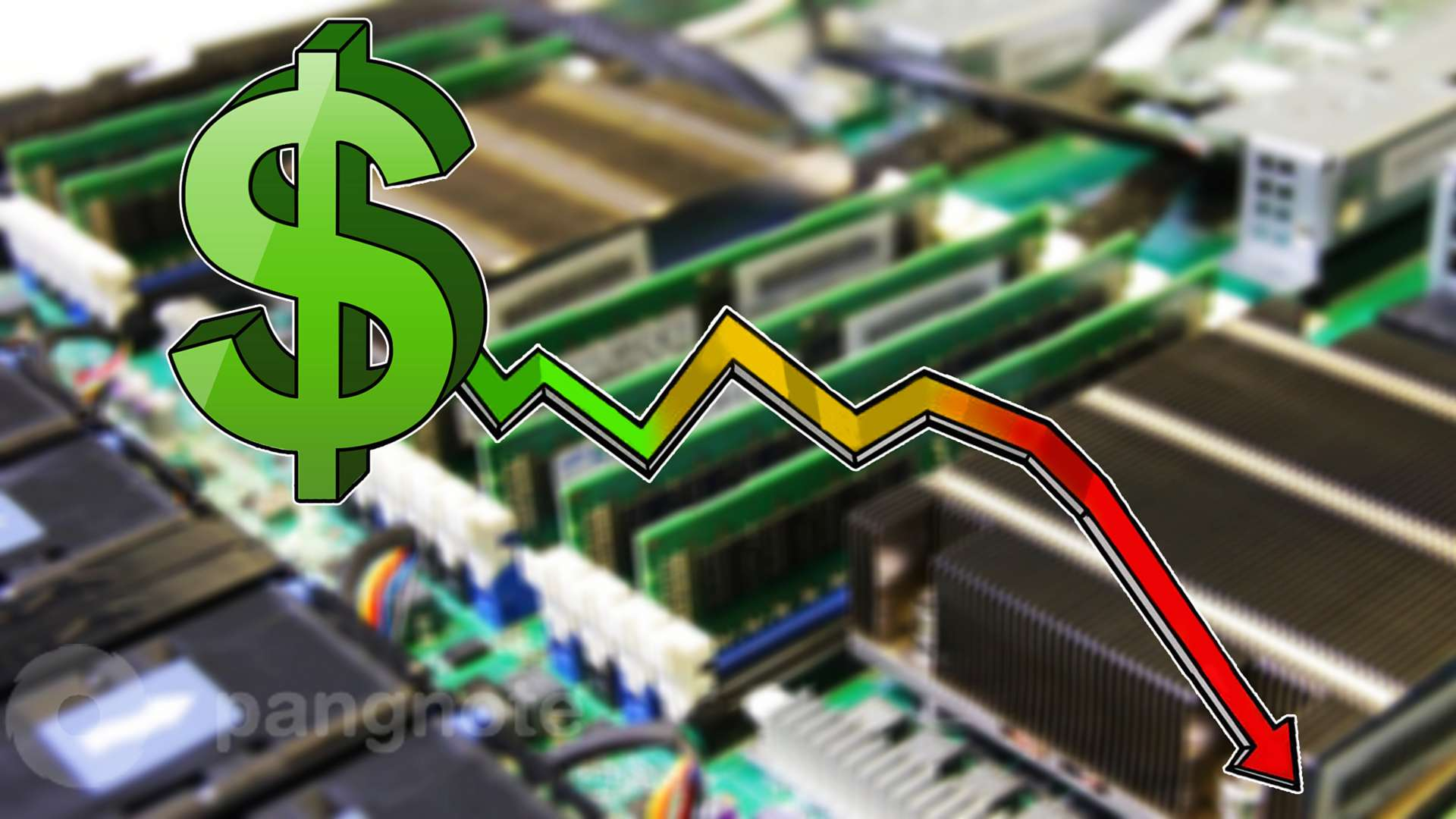 The RAM for the data centers will become cheaper