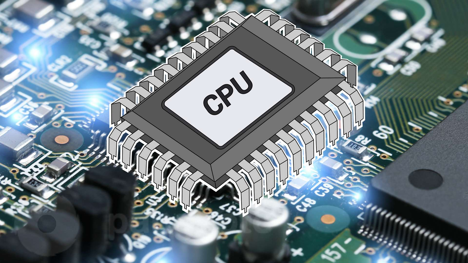 Why computer chips started to wear out faster?