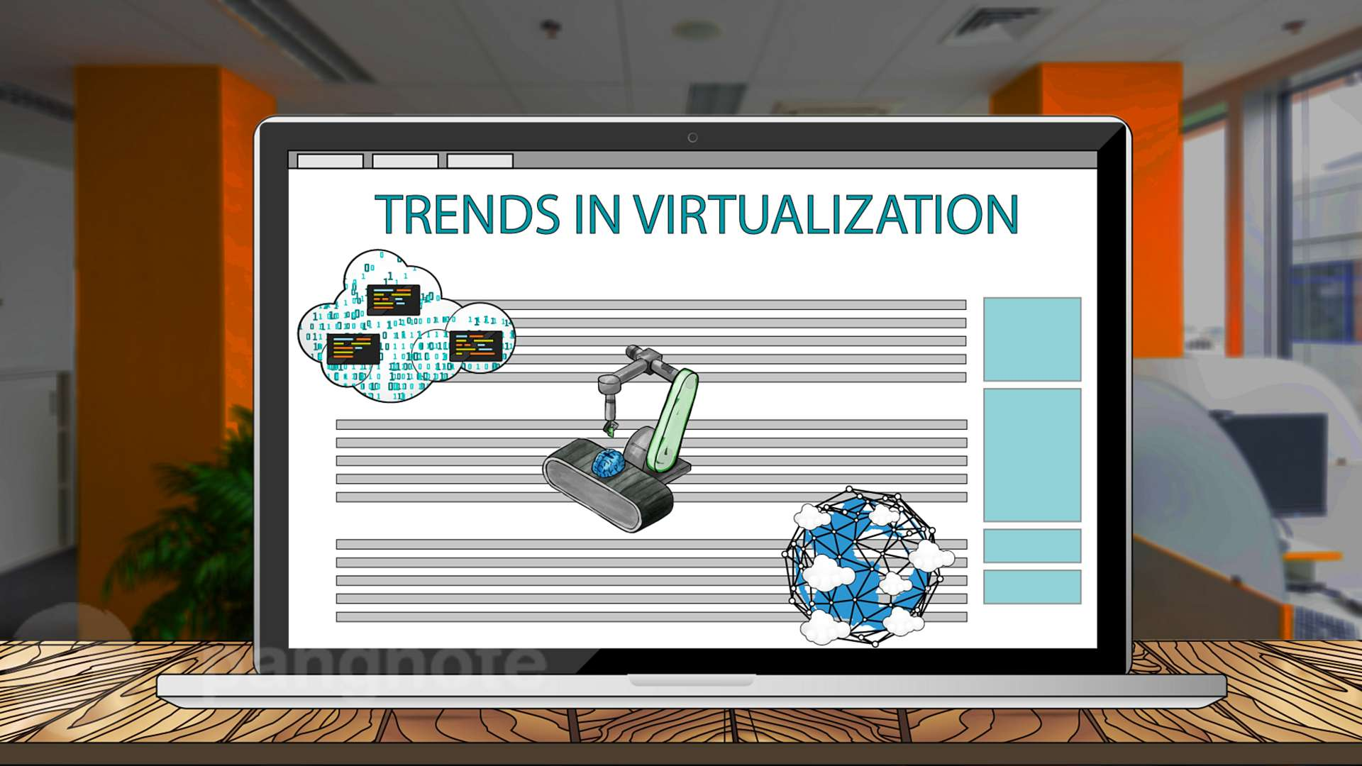 Serverless computing, multi-clouds and automation of IT infrastructure as trends in virtualization