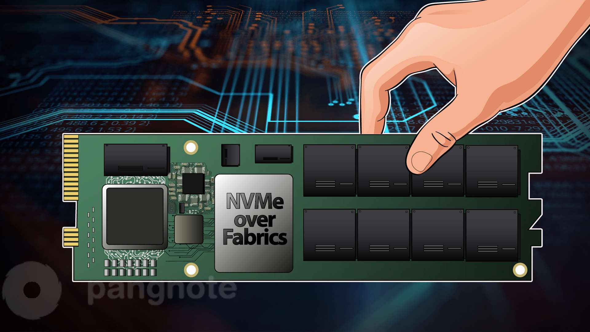NVMe over Fabrics: new storage technology