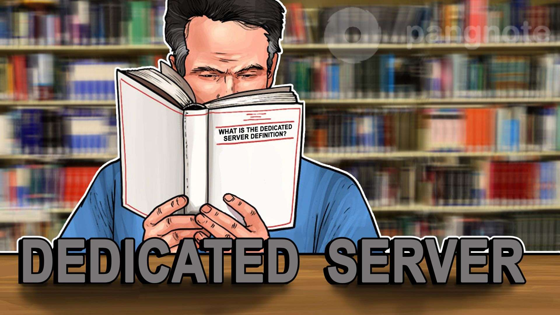 What are the special issues and what is the dedicated server definition?