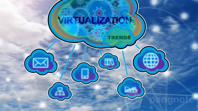 4 virtualization trends in 2019