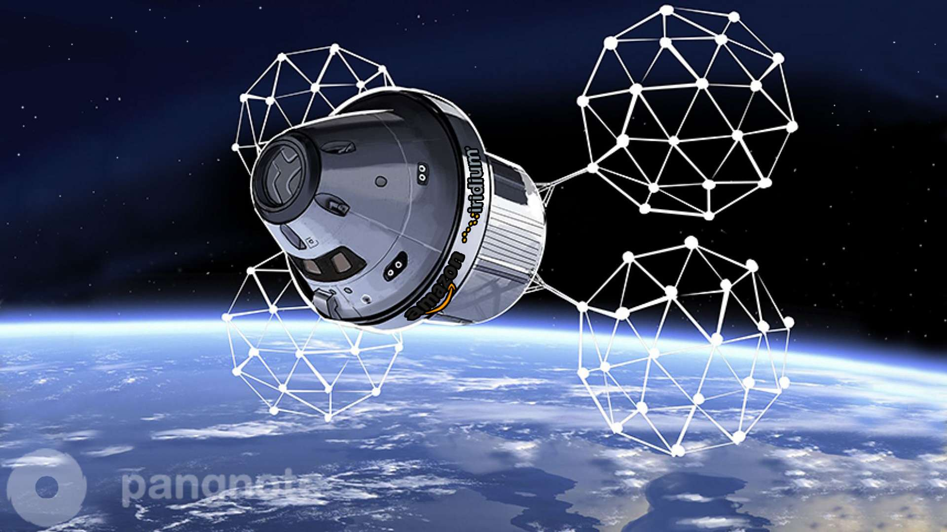 Iridium and Amazon are planning to create global satellite internet for IoT