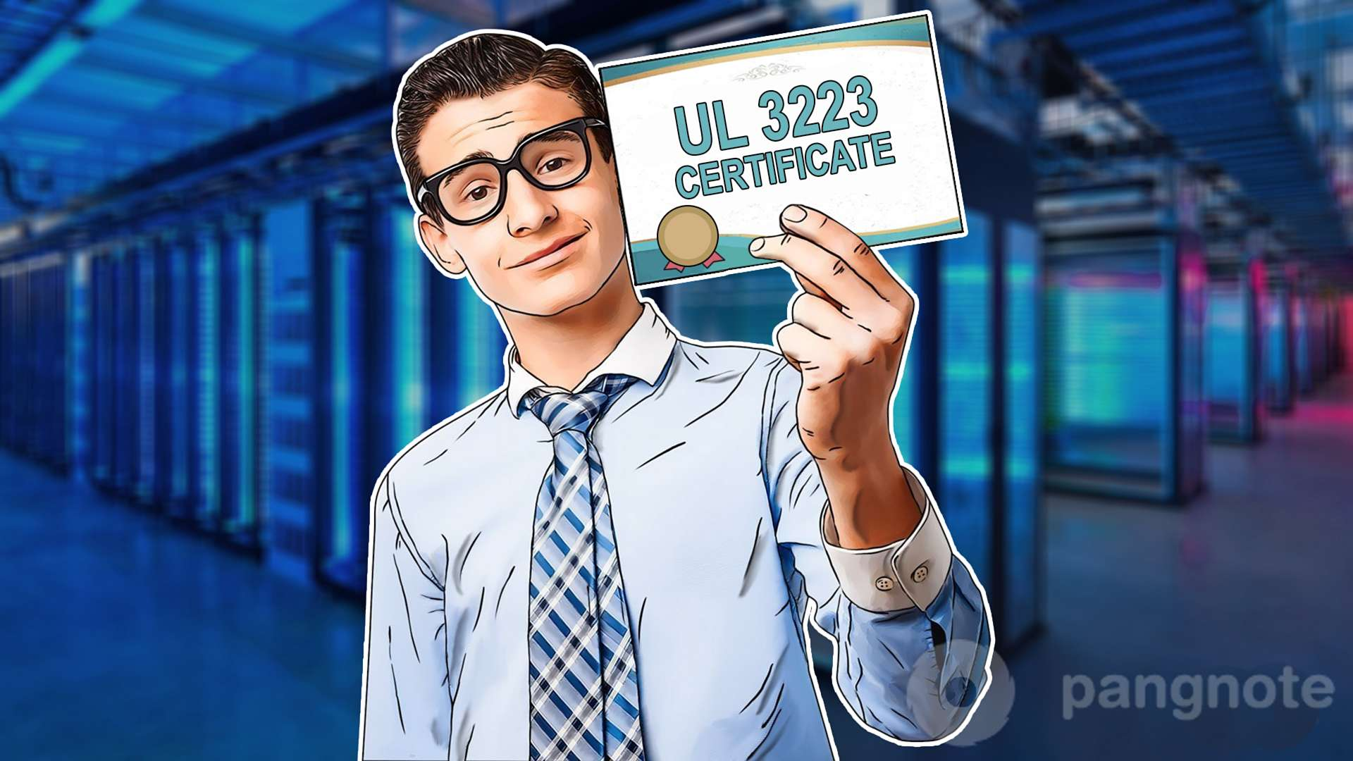Why dedicated server hostings centers are interested in UL 3223 certificate?