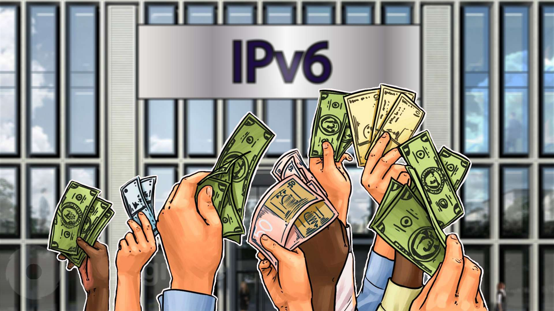 The cost of IPv6 implementation and who does actually need it