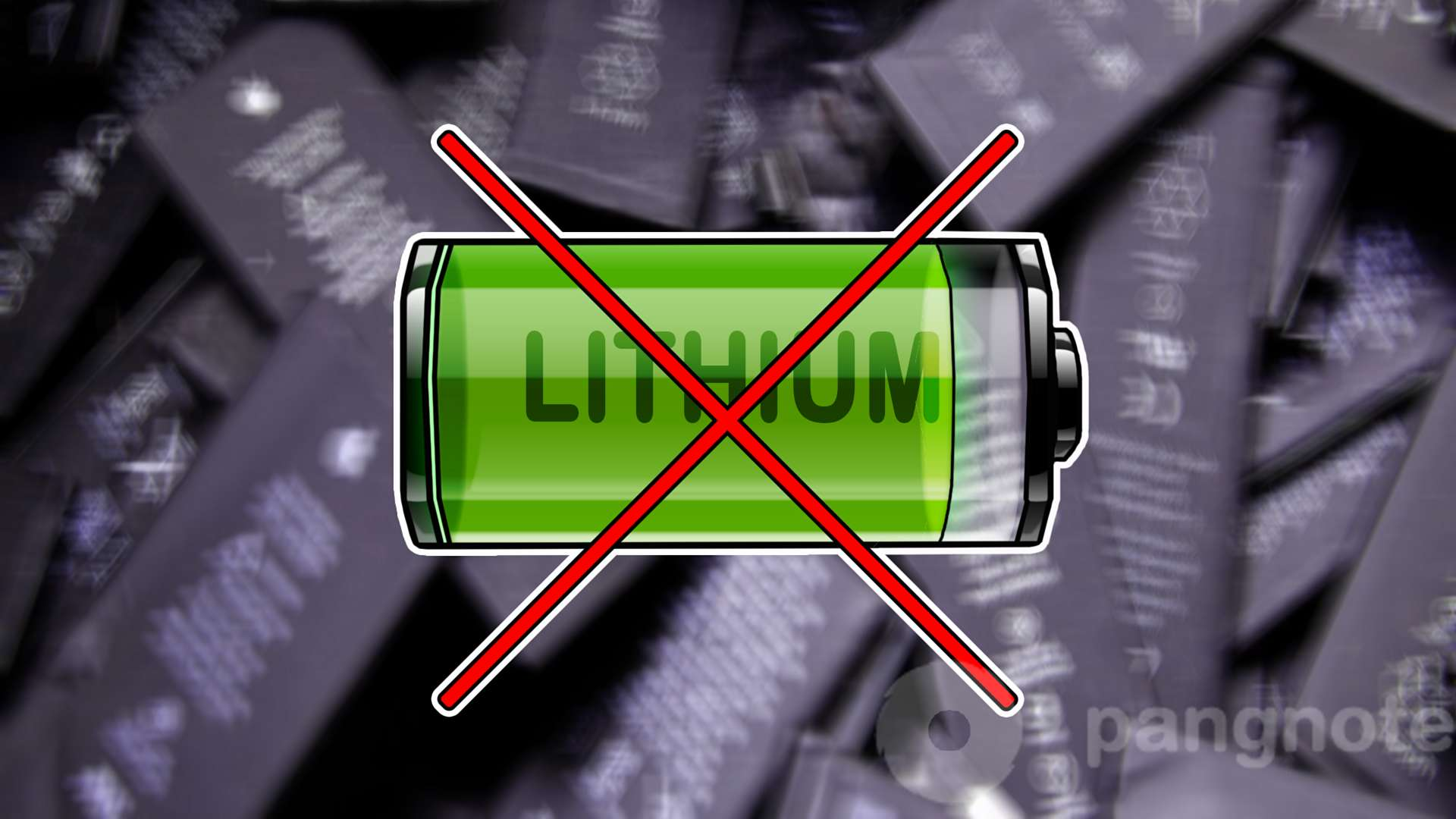 Replacing lithium: new battery technologies
