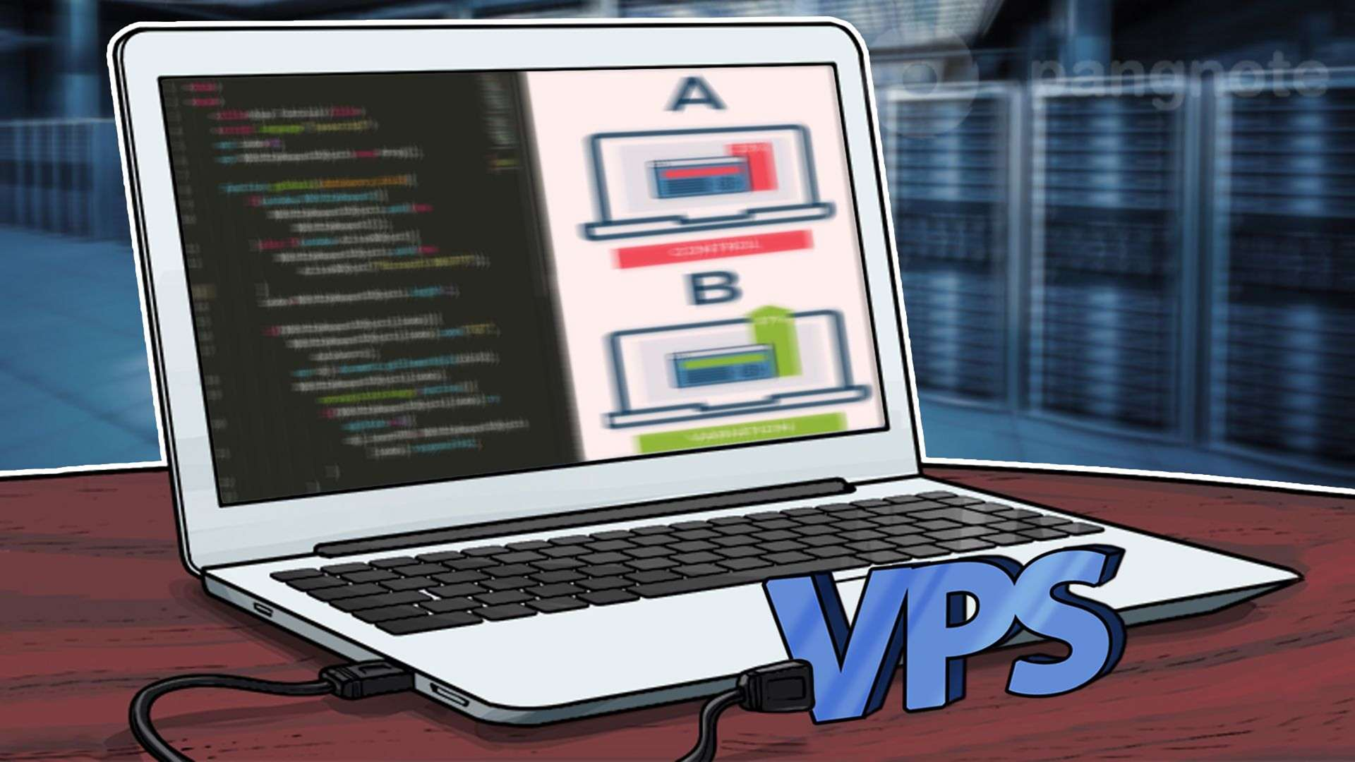 VPS server uses for development and testing